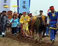 Lần đầu tiên phục dựng đại lễ Tịch điền Đọi Sơn