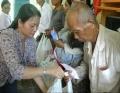 Long Hồ vận động giúp đỡ người nghèo trên 1,8 tỉ đồng