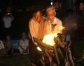 Đêm giao lưu giữa những cựu tù với thanh nhiên huyện Côn Đảo