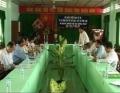 Đoàn thanh kiểm tra liên ngành Bộ Y tế làm việc tại Vĩnh Long