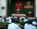 Hội nghị Sơ kết 5 năm thực hiện Nghị quyết 08 và 2 năm thực hiện Chỉ thị 05 của Bộ Chính trị