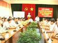 Hội nghị Ban Chấp hành Đảng bộ tỉnh Vĩnh Long lần thứ 16