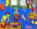 Thành phố Vĩnh Long tổ chức ngày hội vẽ tranh cho thiếu nhi