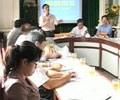 Ban Tuyên giáo Tỉnh ủy sơ kết 6 tháng đầu năm