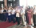 Đoàn cán bộ tỉnh Vĩnh Phúc thăm và làm việc tại tỉnh Vĩnh Long