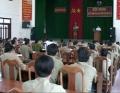 Hội nghị sơ kết công tác quân sự – quốc phòng 6 tháng đầu năm