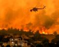 (THVL) Cháy rừng tiếp diễn ở Hi Lạp