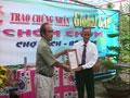 Vườn chôm chôm đầu tiên ở tỉnh Bến Tre được cấp chứng chỉ Globalgap