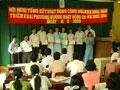Công đoàn Giáo dục huyện Măng Thít tổng kết hoạt động năm học 2008-2009