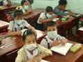 Trên 1.500 học sinh huyện Tam Bình tự ý bỏ học trước dịch cúm A H1N1
