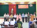 Bình Minh họp mặt truyền thống công tác dân vận của Đảng