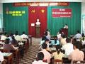 Hội nghị tập huấn cán bộ giảm nghèo