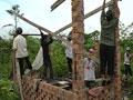 TPVL cưỡng chế thu hồi đất của 3 hộ tại ấp Tân Vĩnh Thuận, xã Tân Ngãi