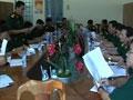 Quân khu 9 kiểm tra công tác đào tạo, bồi dưỡng cán bộ tại Trường quân sự tỉnh