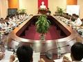 Ban chỉ đạo 290 tỉnh Vĩnh Long sơ kết công tác 9 tháng đầu năm 2009