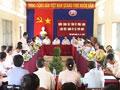 Tỉnh ủy Vĩnh Long khảo sát việc thực hiện Nghị quyết năm 2009 tại xã Phú Quới