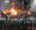 (THVL) Hỏa hoạn ở Philippines
