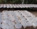 Làng nghề bánh tráng nem Lục Sĩ Thành