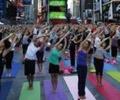 (THVL) Lớp học yoga lớn nhất thế giới ở New York