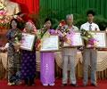 Đại hội thi đua yêu nước tỉnh Vĩnh Long lần thứ III-2010 (phần 4)