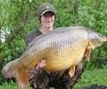 (THVL) Con cá chép lớn nhất ở Anh chết