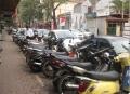 Thành phố Vĩnh Long cho phép sử dụng một phần vỉa hè để đậu xe 2 bánh
